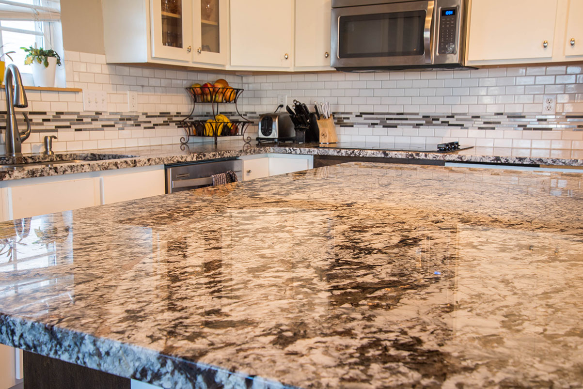 Lennco Granite Countertop