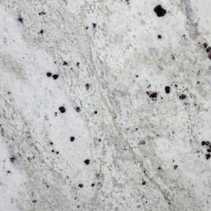 Andromeda White Granite countertop slab color sample