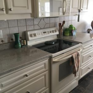Astoria granite kitchen counter