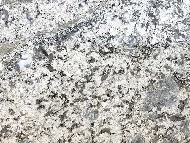 Blue Flower - Granite - Premier Granite