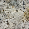 Delicatus White Granite countertop slab color sample