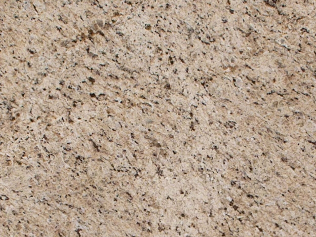 Giallo Ornamental Granite Slab Countertop Slab Color Sample