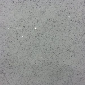 Grey Galaxy Quartz countertop slab
