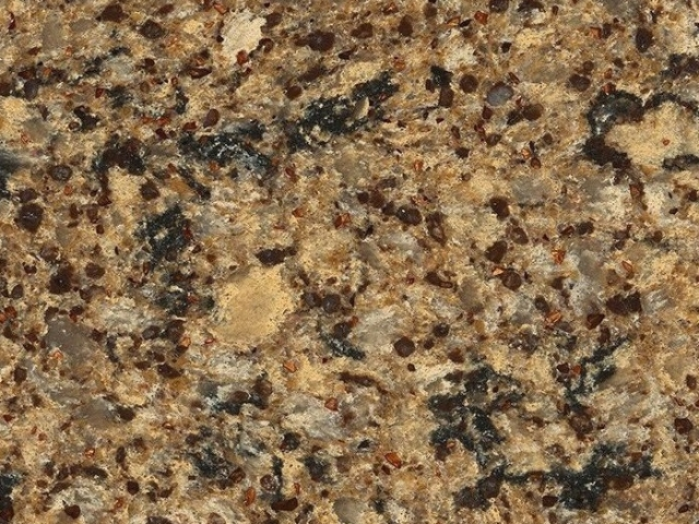 Kona Dragon Quartz countertop slab color sample