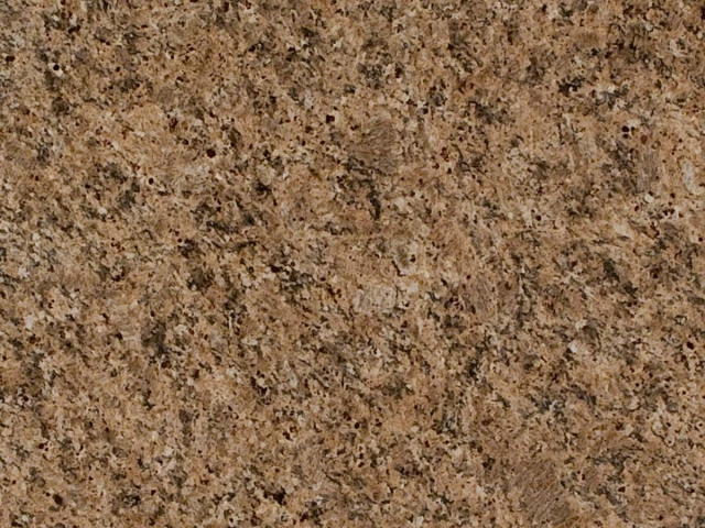 New Venetian Gold Granite Slab Countertop Slab Color Sample
