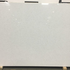 Pebble Beach Quartz countertop slab