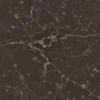 Et Emperador Quartz countertop slab color sample
