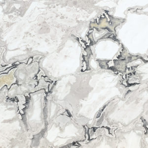 Dover White marble countertop slab color sample